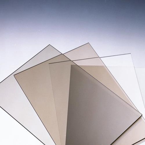 انواع ورق پلی کربنات تخت