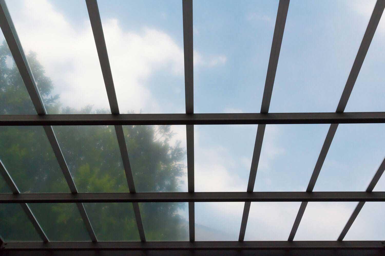 ورق پلی کربنات سقف